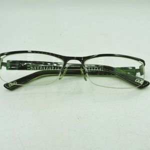 DOLCE & GABBANA GLASSES D&G 5069  GREEN READERS👓